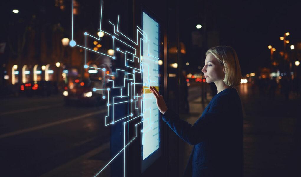 Smarta digitala städer